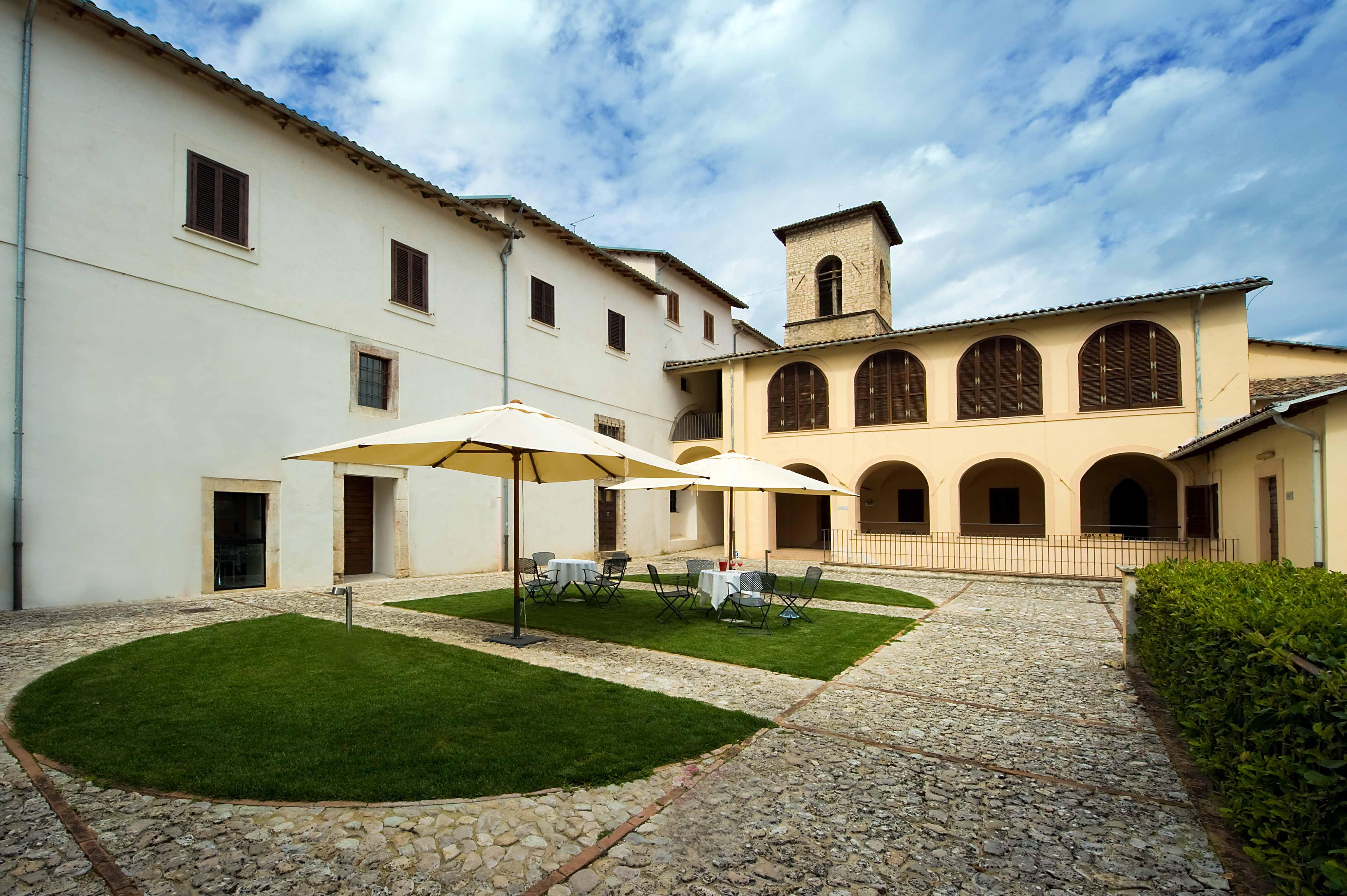 esterno 2 Residence La Corte Cascia