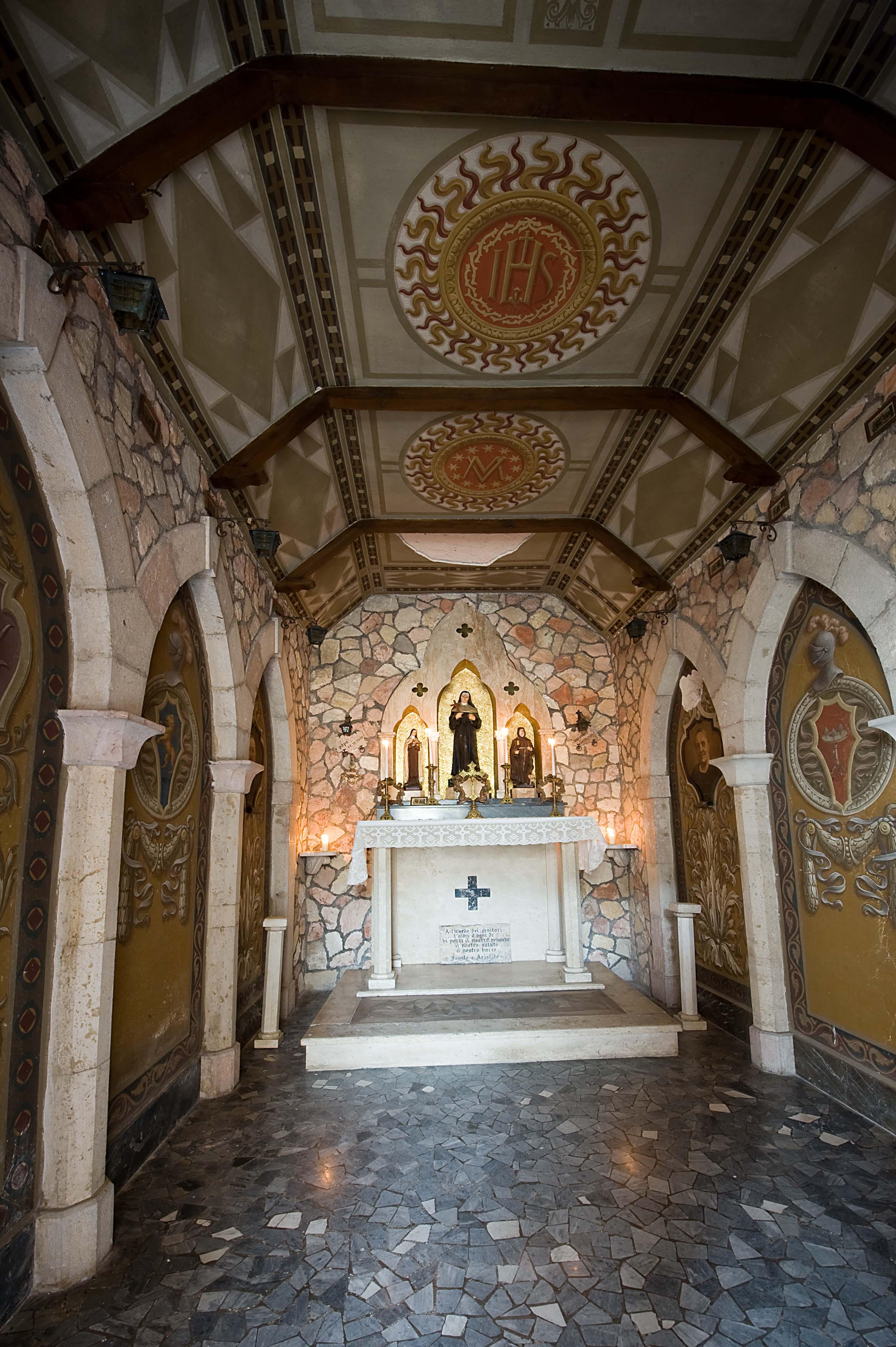 cappella residenece la corte cascia
